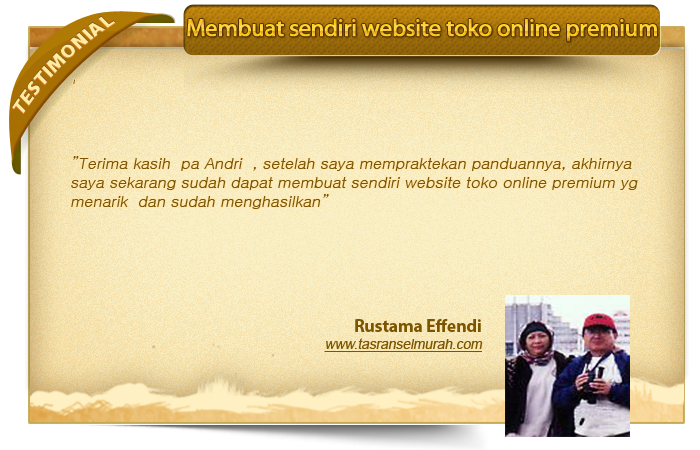 kursus privat bisnis toko online di bandung